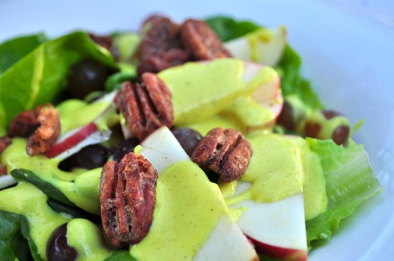 Waldorf Salad.