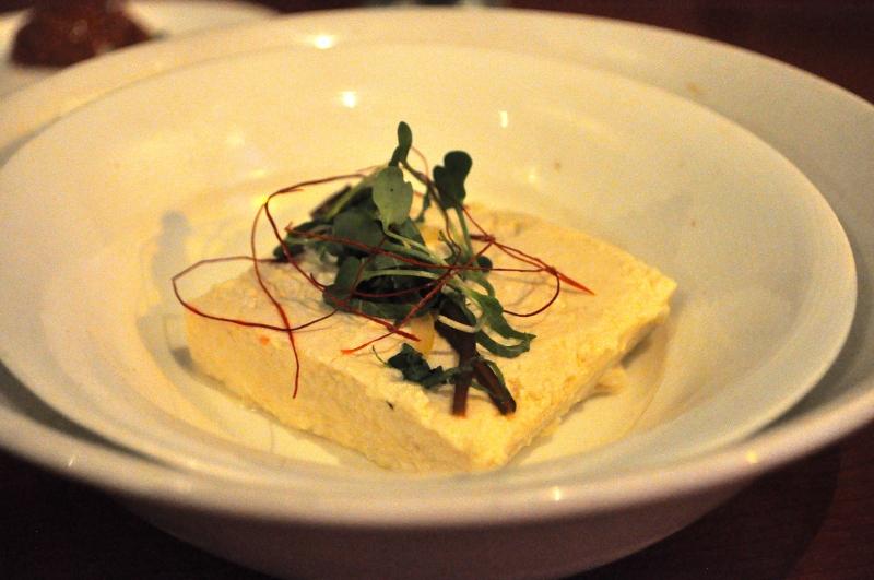 Fresh Tofu.