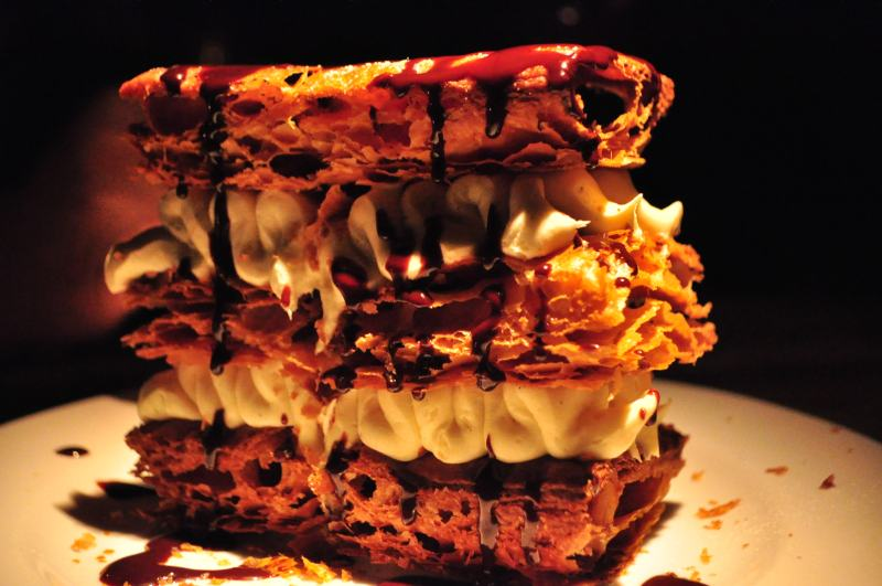 Mille Feuille.