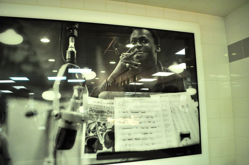 """""""All you need is a little Miles Davis."""""""