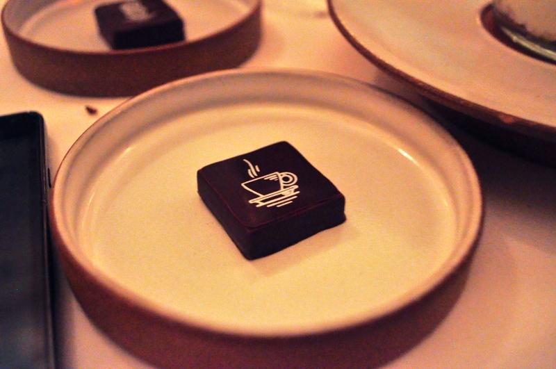 Surprise Chocolate.