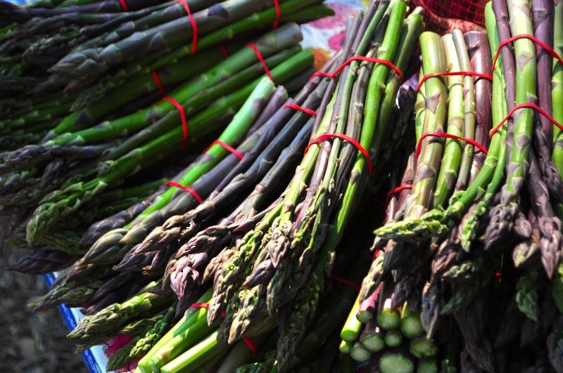 Even more asparagus!