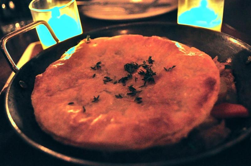 Pot Pie.