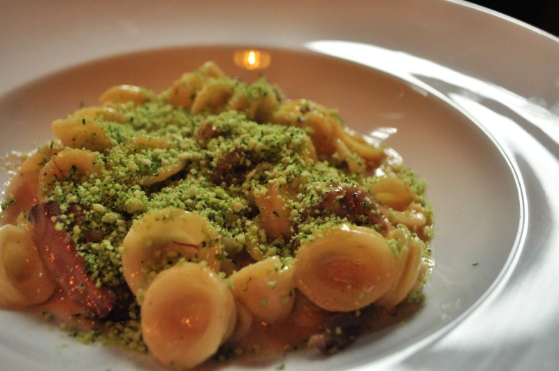 Beef Cheek Orecchiette Mac n' Cheese.