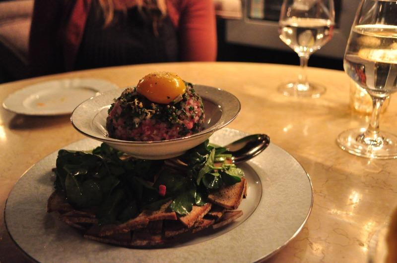 Steak Tartare.