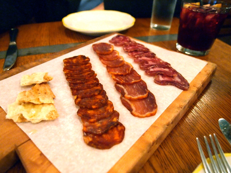 House-cured Sausages