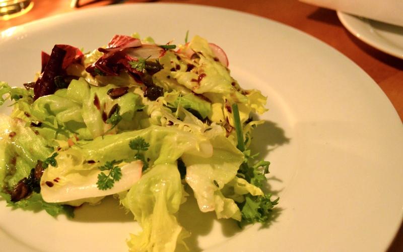 Chicory Salad.